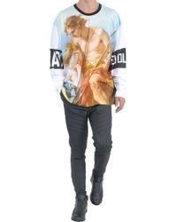 Vivienne Westwood Bucolic-Print-Sweater multicolor - Lyst