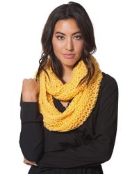 Rip Curl - 'new Wave' Infinity Scarf - Lyst
