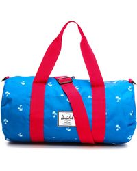 Herschel Supply Co. Sutton Duffel Bag Resortred - Lyst