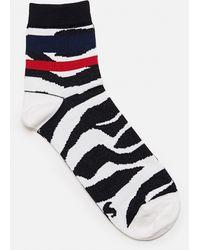 Sacai Cotton Socks - Natural
