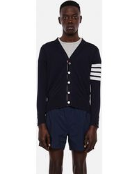 Thom Browne - Pullover Girocollo in Lana - Lyst