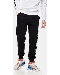 Calvin Klein - Pantaloni Della Tuta Con Logo - Lyst