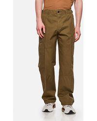 Lanvin Pantalone cargo - Verde