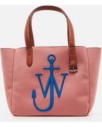 JW Anderson - BORSA DOUBLE FACE RECYCLED CANVAS - Lyst