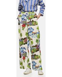 Stella Jean Fantasy Trousers - Green