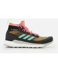 adidas Originals Terrex Free Hiker Gt Prime Knit Sneakers - Black
