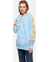 Diadora - Fluo Pack Sweatshirt - Lyst