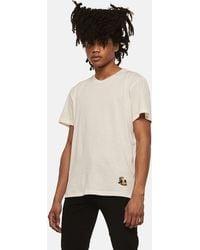 Alanui Landscape Embroidered T-shirt - White