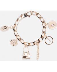 Jacquemus Chain Bracelet - Metallic