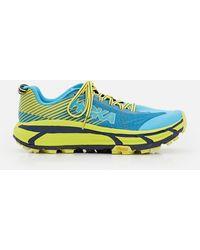 Hoka One One Evo Mafate 2 Sneakers - Yellow