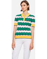 Stella Jean Polo Shirt - Green