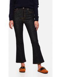 Alexander McQueen Bootcut Jeans - Blue