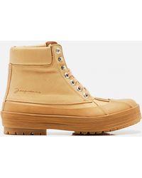 Jacquemus Les Meuniers Hautes Boots - Natural