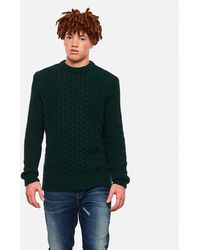 Woolrich Wool Sweater - Green