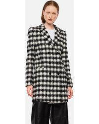 Redemption Woll Coat - White