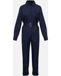 Moncler Genius Suit With Belt 2 1952 - Blue