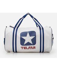 Converse X TELFAR Logo Duffle Bag - Bianco