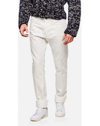 Moncler Genius Jeans 2 Moncler 1952 - Bianco