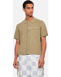 Jacquemus Polo in maglia La chemise maille - Neutro