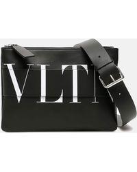 Valentino Crossbody Bag - Black