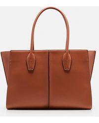 Tod's Shopping Bag - Brown