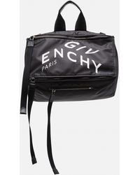 Givenchy - Borsa Pandora Refracted Messenger - Lyst