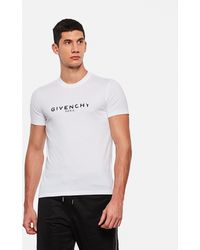Givenchy T-shirt With Logo - White