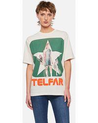 Telfar - T-shirt X CONVERSE - Lyst