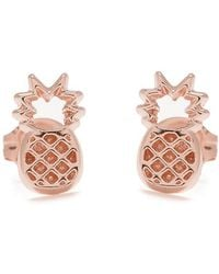 Bing Bang - Pineapple Studs - Lyst
