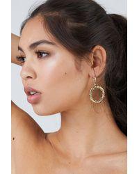 Soko Kamba Dangle Earrings - Metallic
