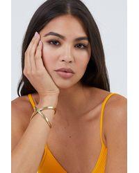 Soko Infinity Cuff Bracelet - Multicolour