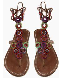 Aspiga - Kalifi Sandals - Multicolour - Lyst