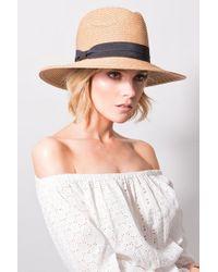 Pia Rossini - Tobago Hat - Lyst