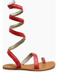 Aspiga Cannes Sandals - Coral
