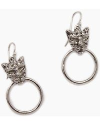 Vanessa Mooney - The Panther Earrings - Lyst