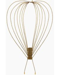 Vanessa Mooney The Clash Necklace - Metallic