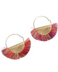 Sandy Hyun - Rainbow Earrings - Lyst