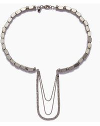 Vanessa Mooney The Kalani Necklace - Metallic