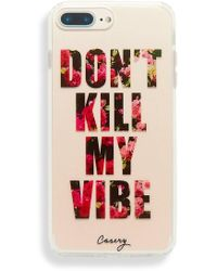 Casery - Don't Kill My Vibe Iphone 6/7/8 Plus - Lyst