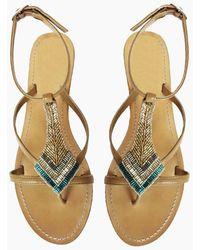 Aspiga Sresha Sandals - Blue