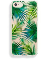 Casery - Palm Leaves Iphone 6/7/8 - Lyst