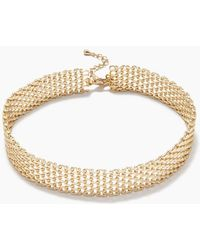Lacey Ryan - We Mesh Well Choker - Lyst