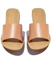 Matisse - Nude Cabana Sandals - Lyst