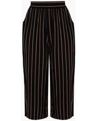 RVCA One Eighty Culotte Trousers - Black