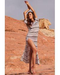Bikini.com - Maxi Hooded Kaftan - Lyst