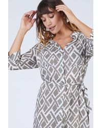 98cc74698c Heidi Klein Snake Print Halterneck Maxi Dress - Save 56% - Lyst