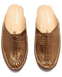 Matisse Morocco Sandals - Bronze - Brown