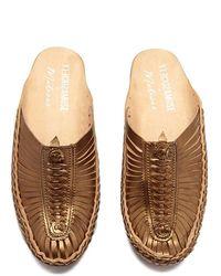 Matisse Morocco Sandals - Brown