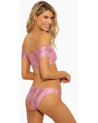 ViX Salar Basic Hipster Bikini Bottom - Pink