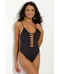 Montce Swim - Cage One Piece - Lyst